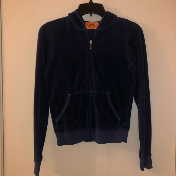 Juicy Couture Jackets & Blazers - Juicy Couture Velour Track Jacket